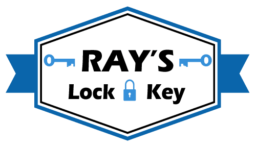 Ray's Lock and Key logo